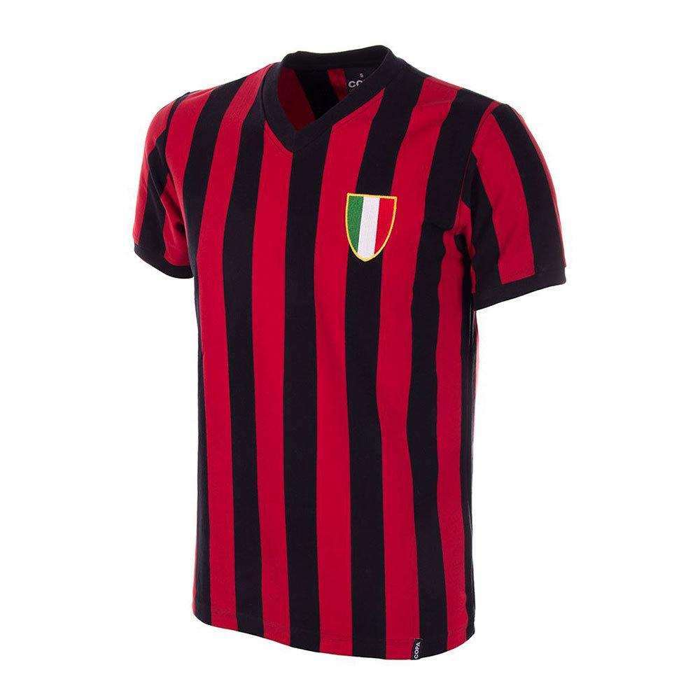 Retro Milan 1968 Storica Calcio 69 Club ® Football Maglia wRXqrgxR