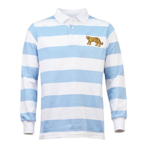 Argentina 1985 Retro Rugby Shirt