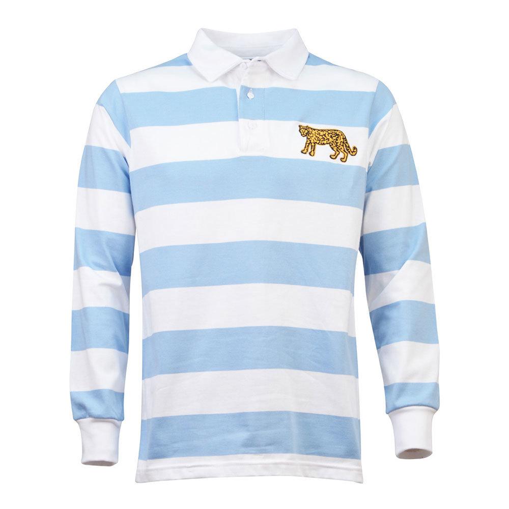 Argentina 1985 Camiseta Retro Rugby