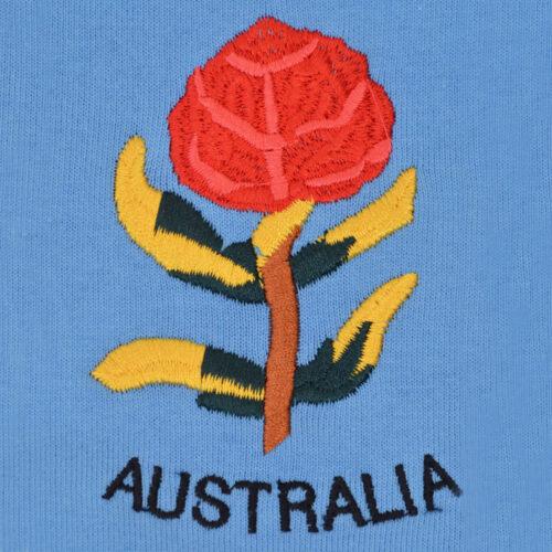 Australia 1908 Maglia Storica Rugby