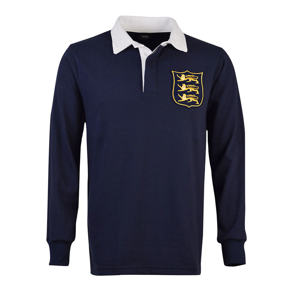British and Irish Lions 1930 Camiseta Retro Rugby