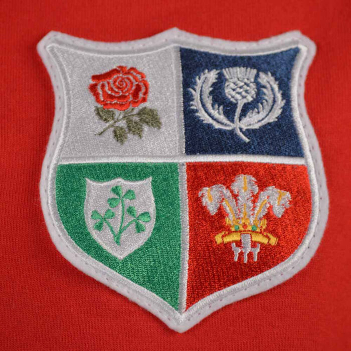 British Lions 1971 Maglia Storica Rugby