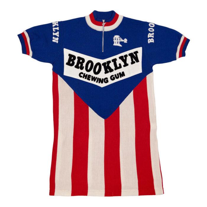 Brooklyn 1977 Maglia Storica Ciclismo