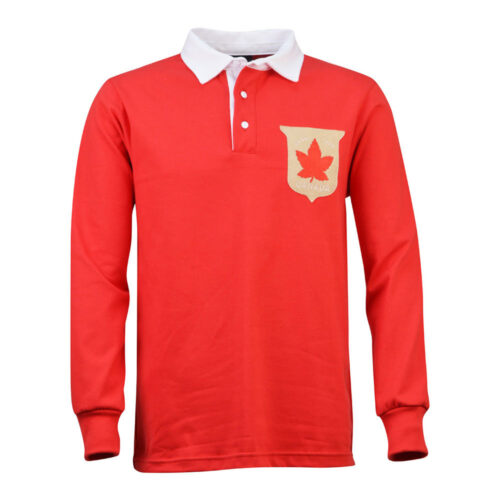 Canada 1902 Maillot Rétro Rugby
