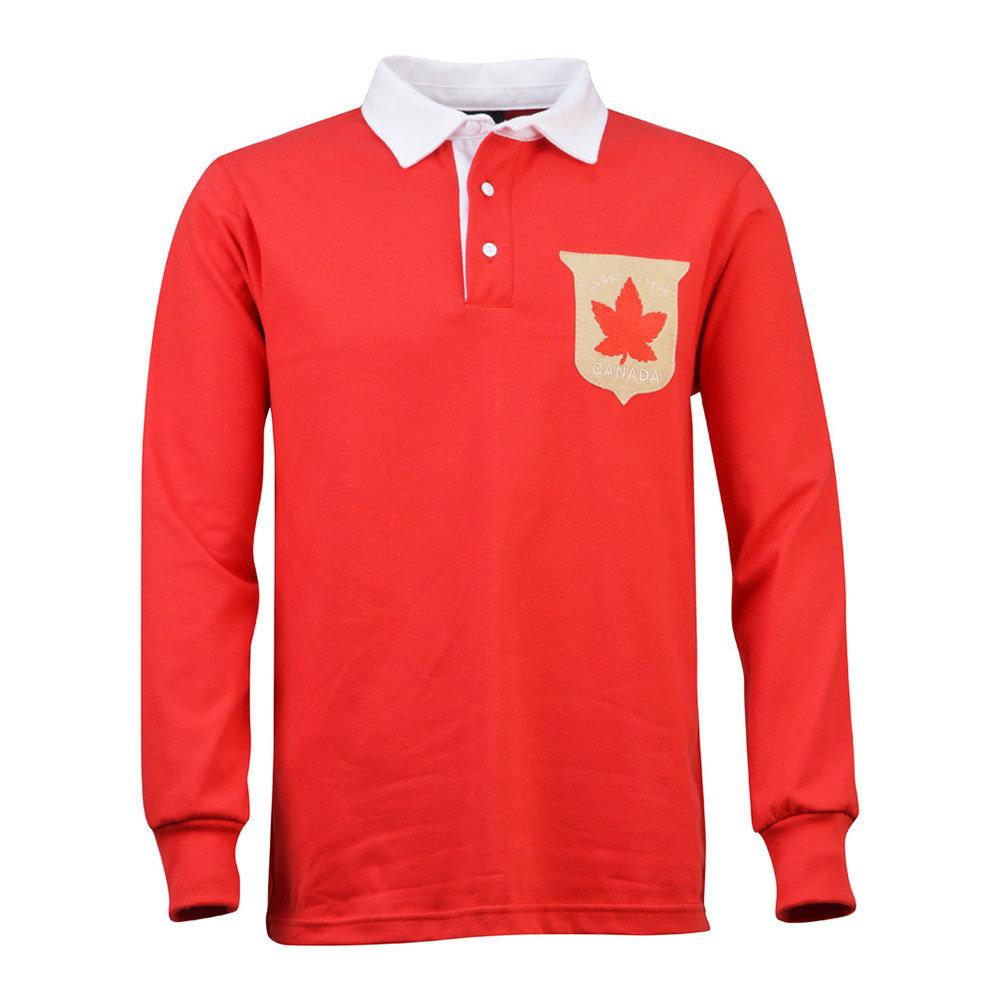 Canada 1902 Maglia Storica Rugby