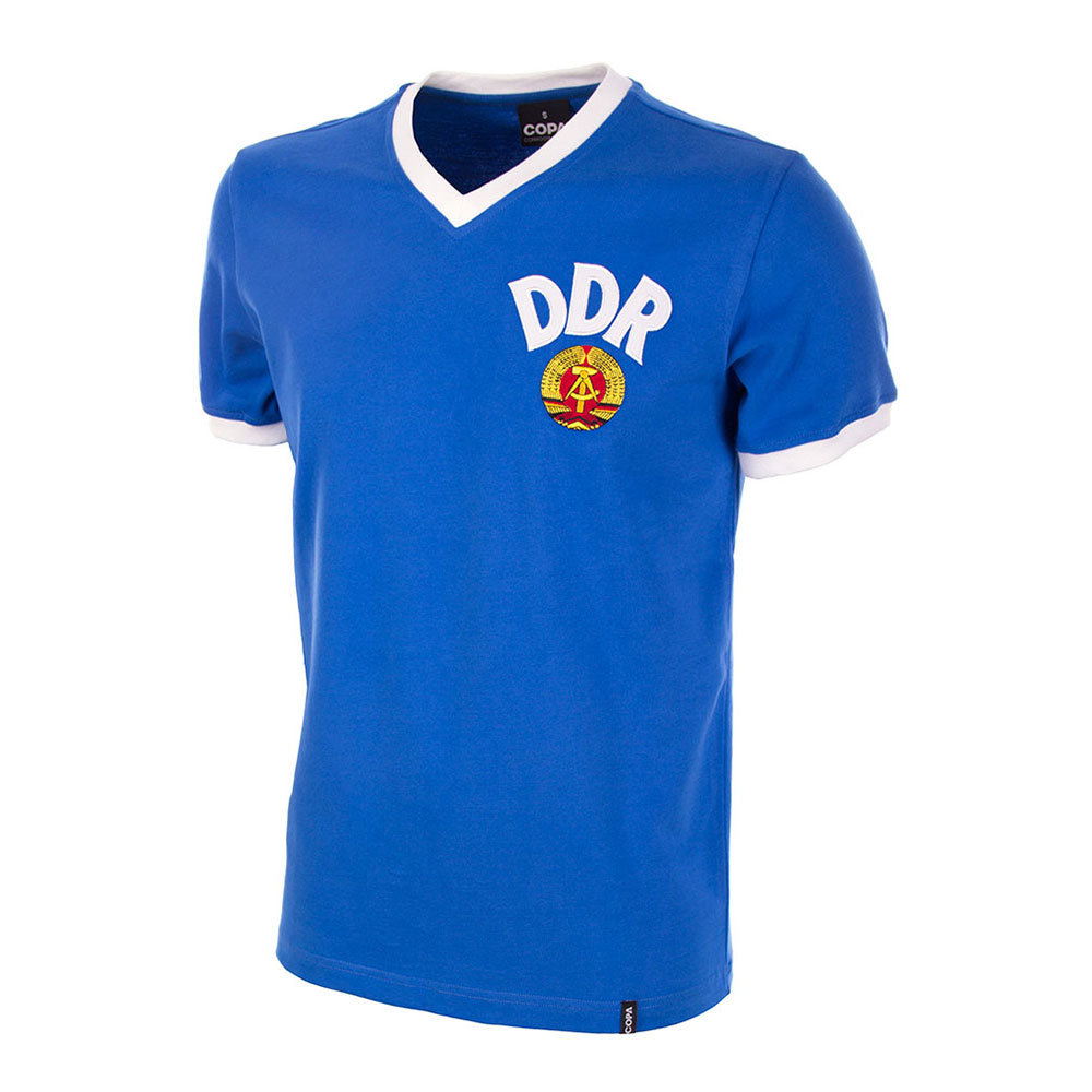 DDR 1974 Retro Football Shirt
