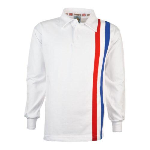 Evasión o Victoria Camiseta Retro Fútbol