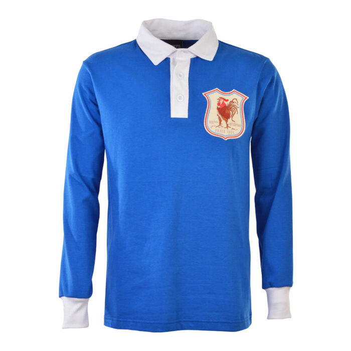 Francia 1924 Maglia Storica Rugby