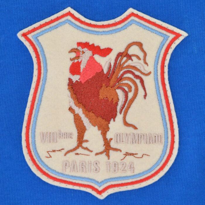 Francia 1924 Maglia Storica Rugby
