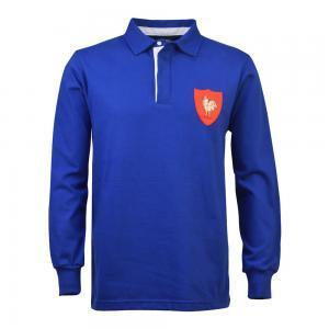 Francia 1977 Maglia Storica Rugby