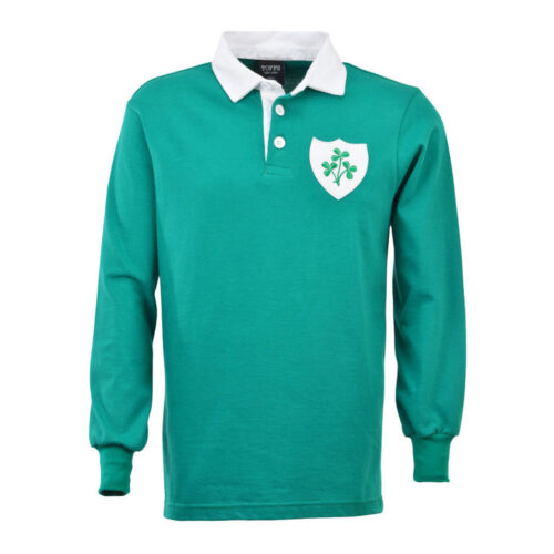 Ireland 1982 Retro Rugby Shirt