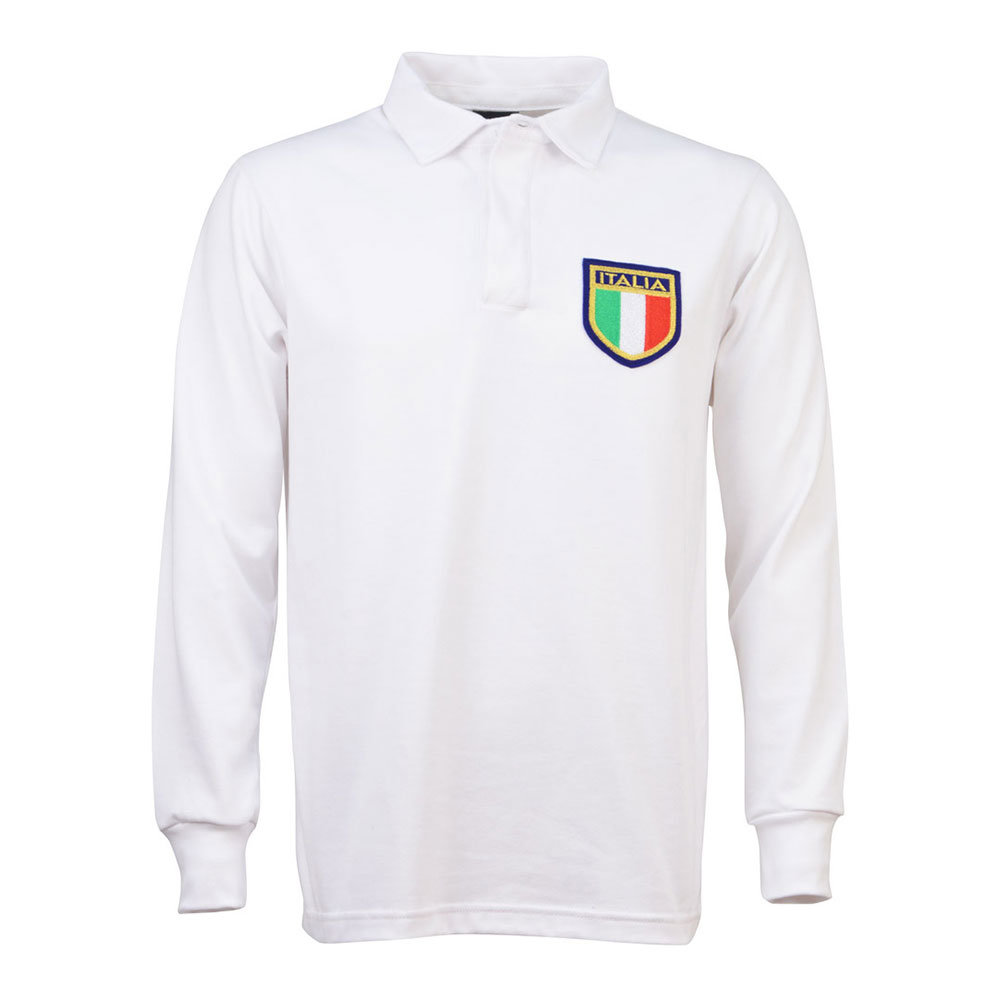 Italie 1979 Maillot Rétro Rugby