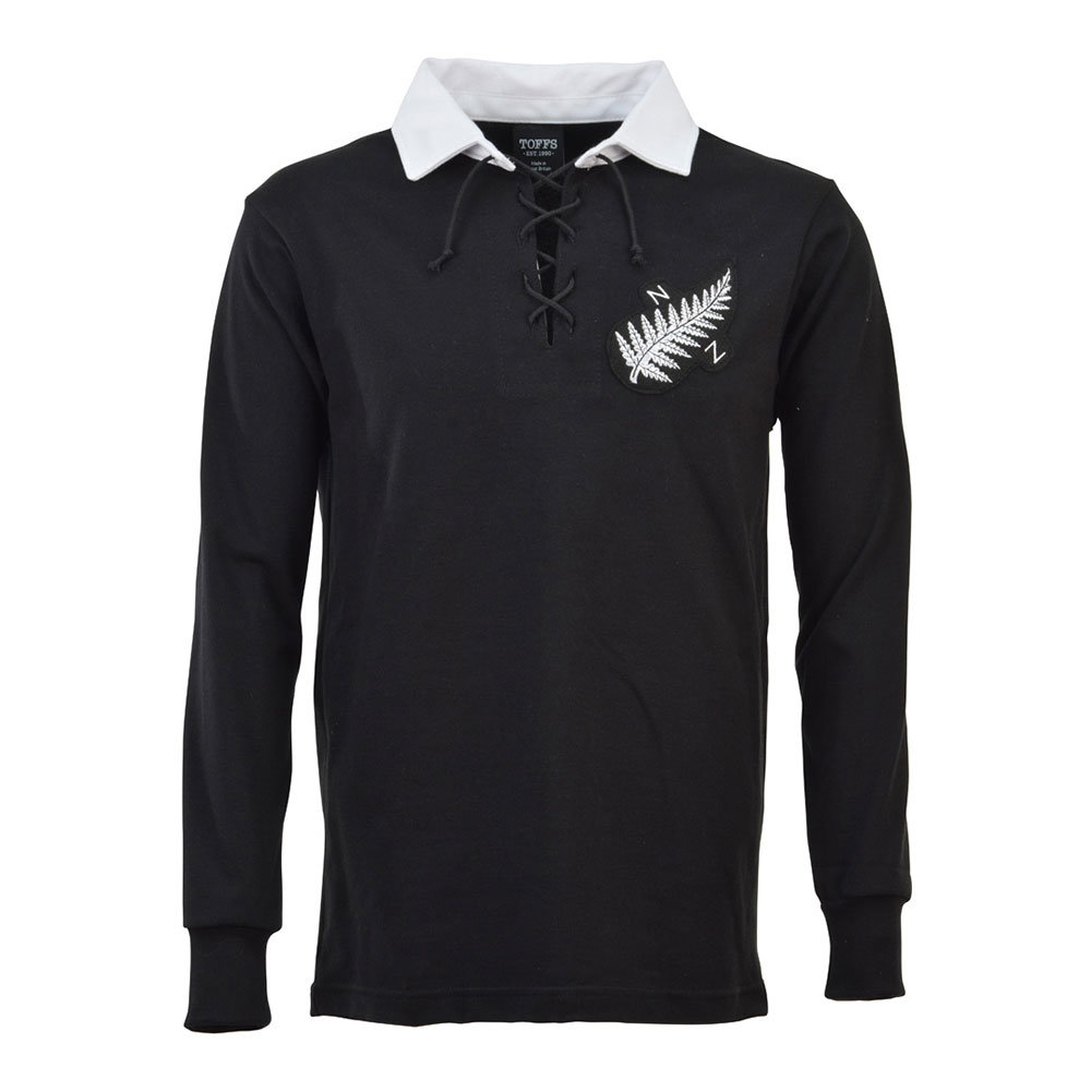 Nuova Zelanda 1924 Maglia Storica Rugby