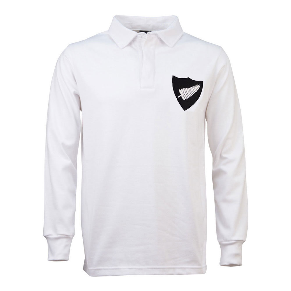 New Zealand 1930 Retro Rugby Shirt