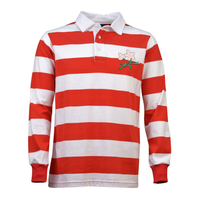 Giappone 1987 Maglia Storica Rugby