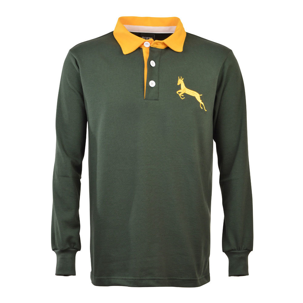 South Africa 1980 Retro Rugby Shirt