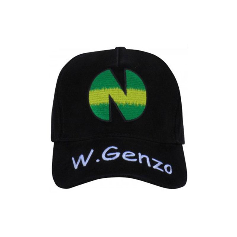 Genzo Wakabayashi Cap Black