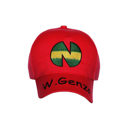 Casquette Thomas Price Rouge