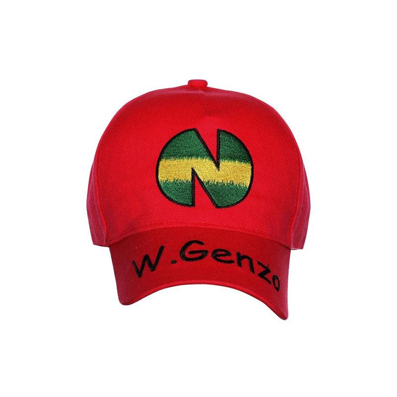 Cappellino Benji Price Rosso