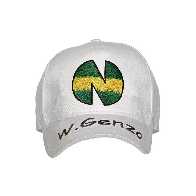 Cappellino Benji Price Bianco