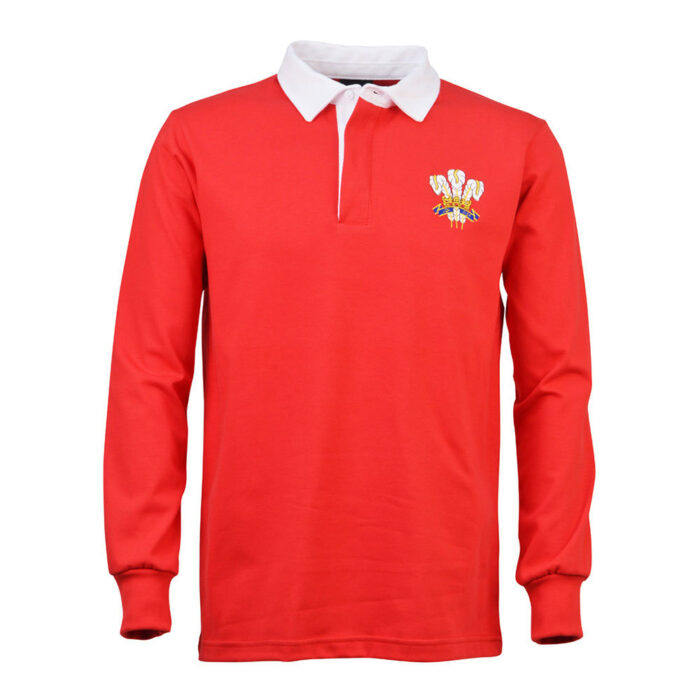 Galles 1976 Maglia Storica Rugby