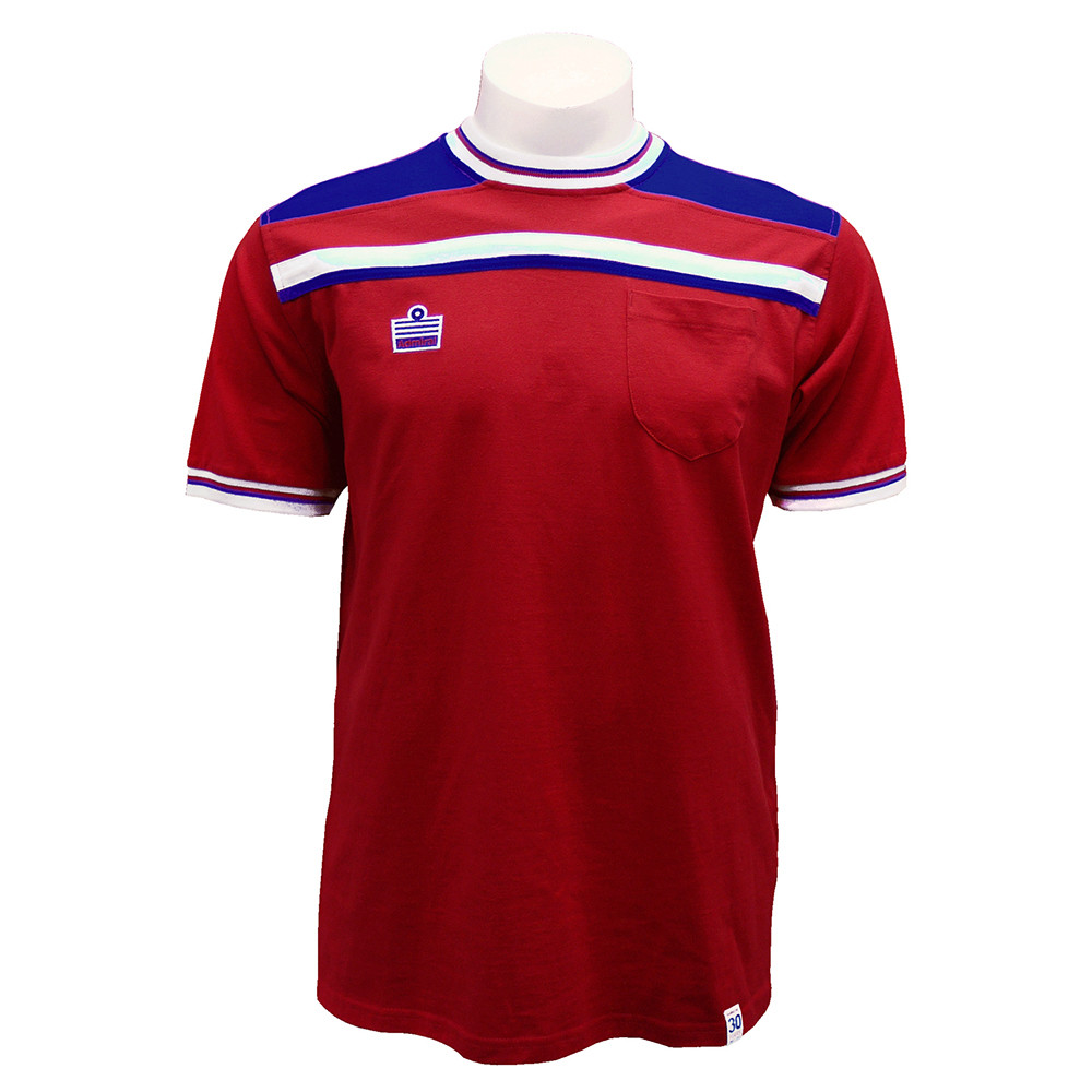 Club CasualRetro 82 Maglietta Inghilterra Football Away ® shCQrdBotx
