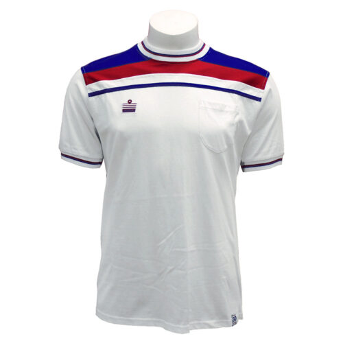Inglaterra 82 Home Camiseta Casual