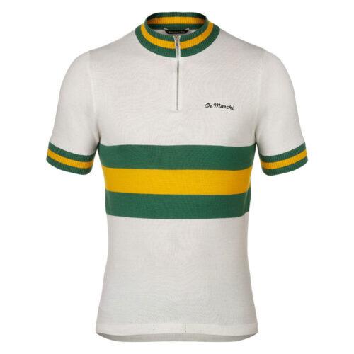 Australie 1972 Maillot Rétro Cyclisme