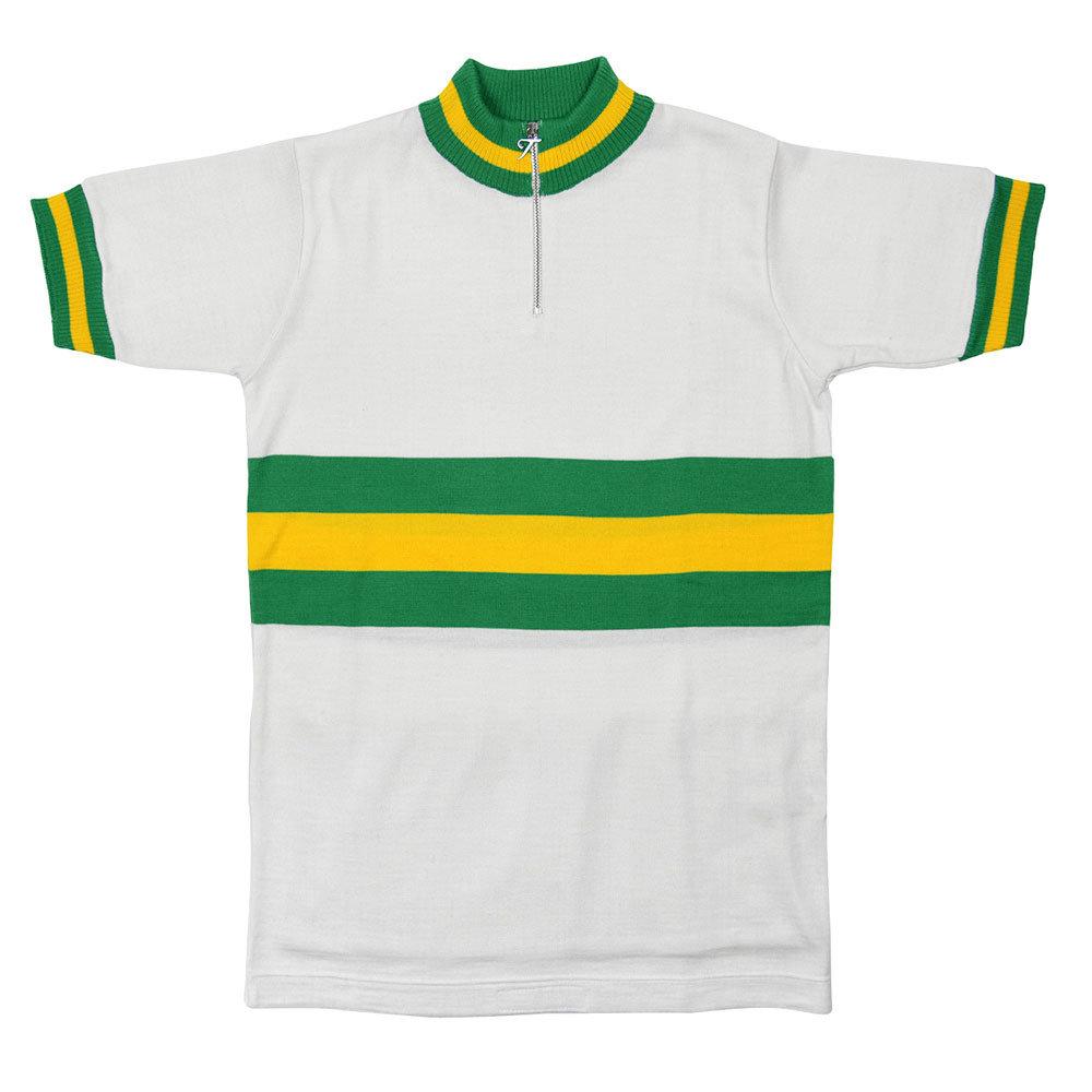Australia 1983 Maillot Retro Ciclismo