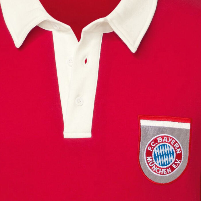 Bayern Retro 1971 Polo Casual