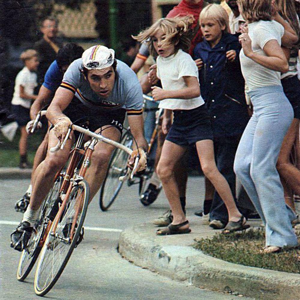 Belgio 1974 Maglia Storica Ciclismo