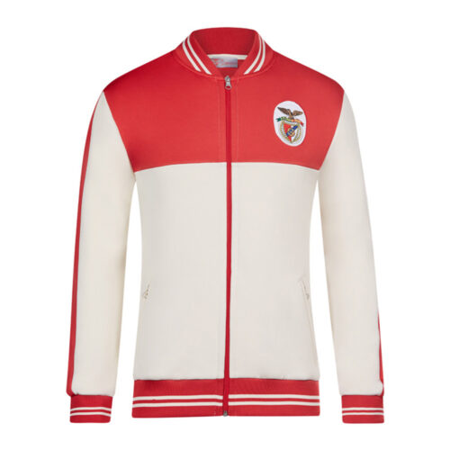 Benfica Vintage Casual Track Top