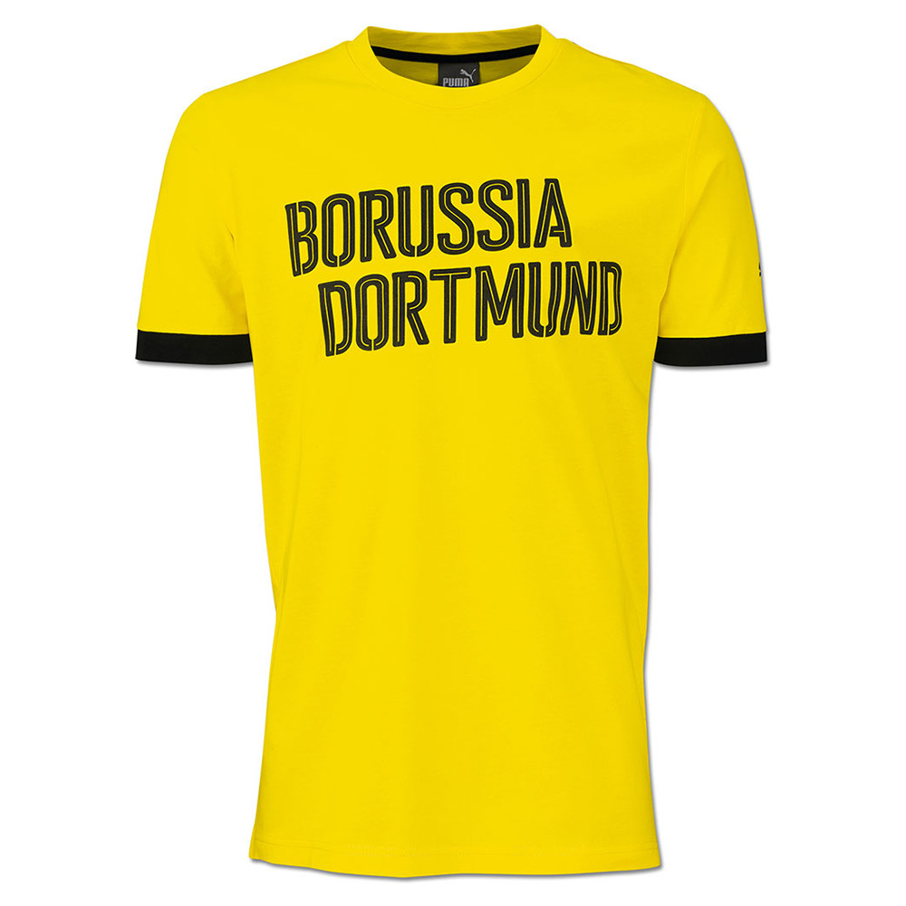 Borussia Dortmund Casual T-shirt
