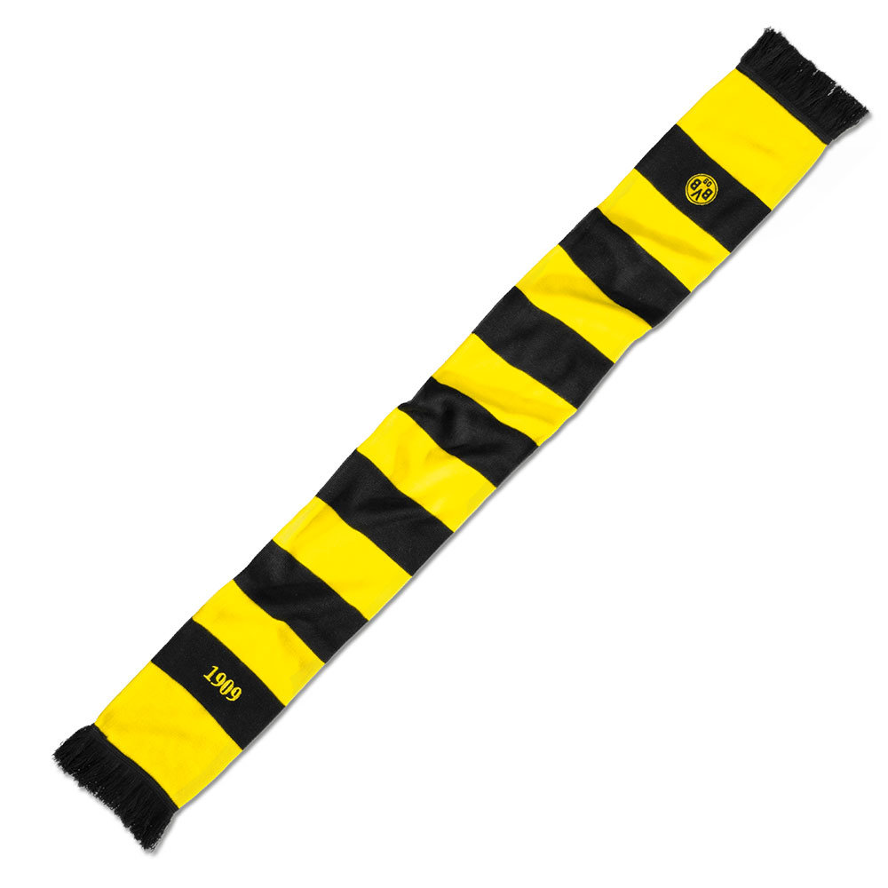 Borussia Dortmund Blockstreifen Scarf