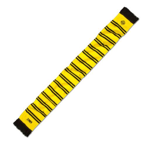Borussia Dortmund Ringelstreifen Yellow Scarf