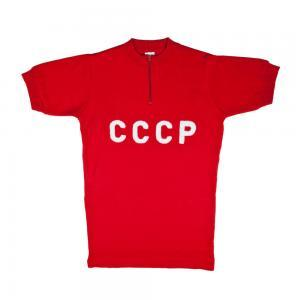 USSR 1980 Retro Cycling Jersey