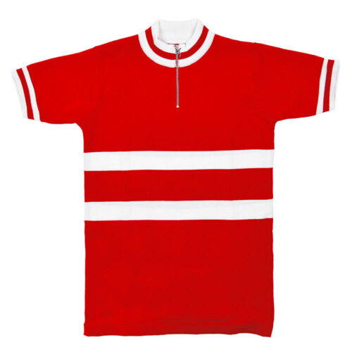 Denmark 1978 Retro Cycling Jersey
