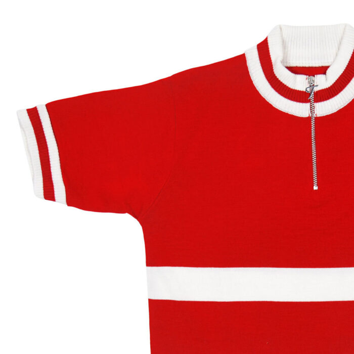 Danimarca 1978 Maglia Storica Ciclismo