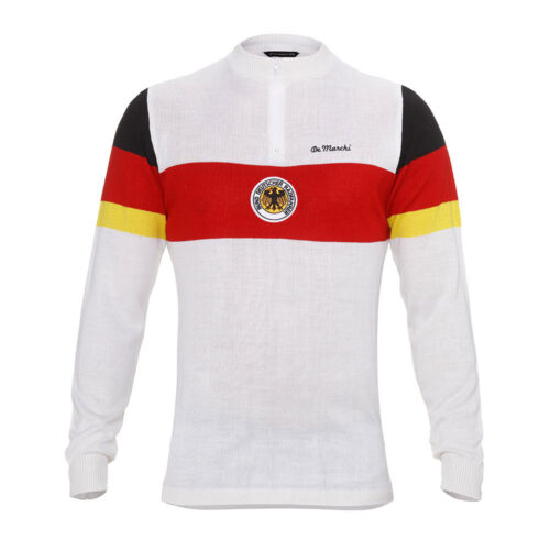 West Germany1966 Retro Cycling Jersey
