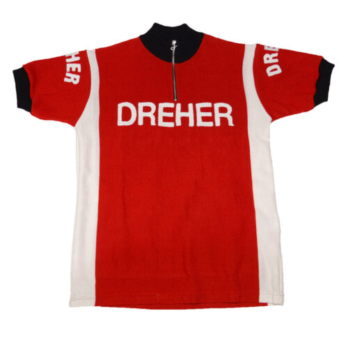 Dreher 1972 Retro Cycling Jersey