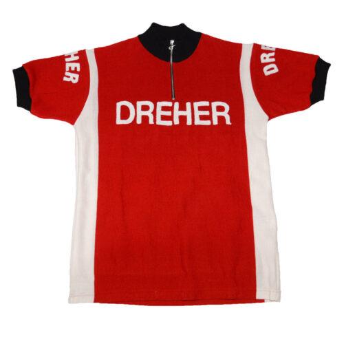 Dreher 1972 Maillot Rétro Cyclisme