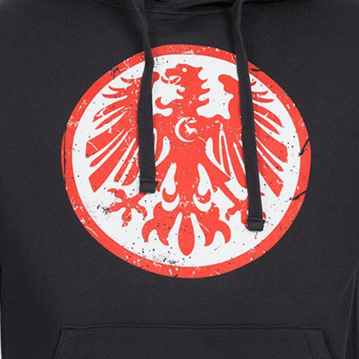 Eintracht 1920 Logo Felpa Casual