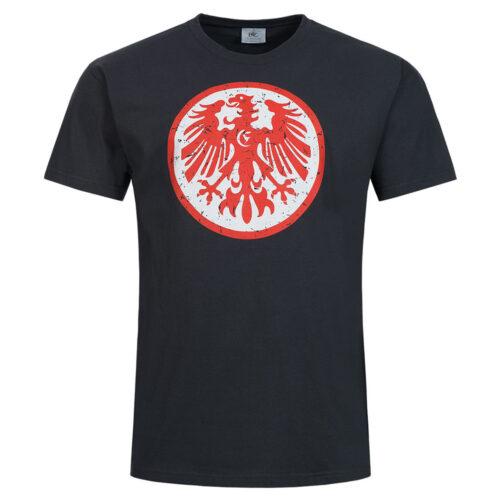 Eintracht 1920 Logo Maglietta Casual