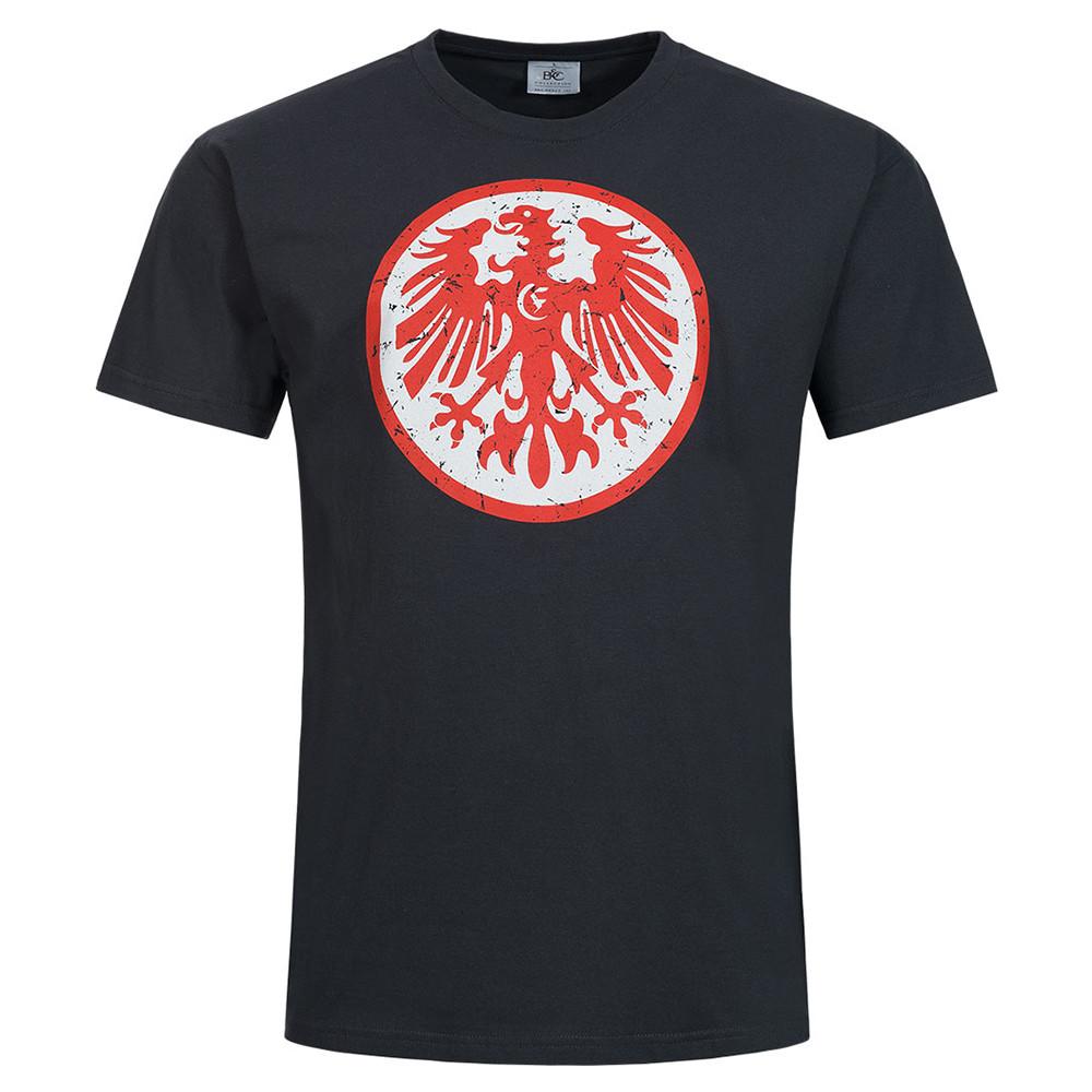 Eintracht 1920 Logo Tee Shirt Casual