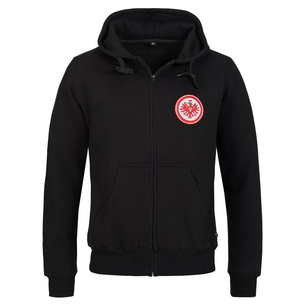Eintracht Core Schwarz Casual Track Top