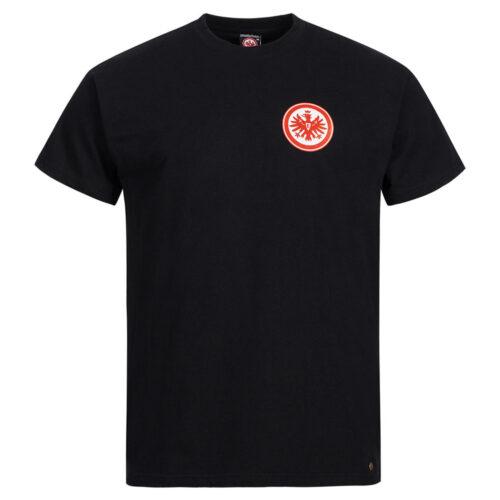 Eintracht Core Schwarz Casual T-shirt