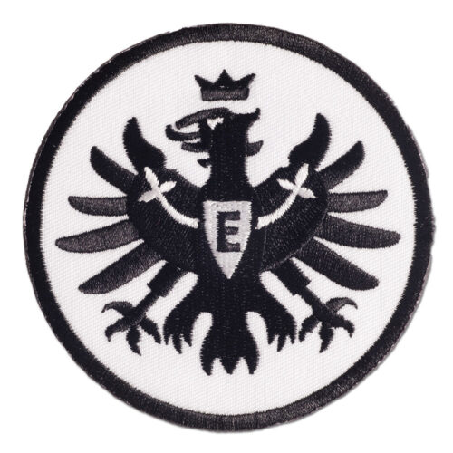 Eintracht Logo Noir Patch