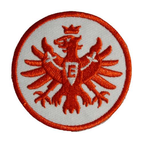 Eintracht Logo Rojo Parche