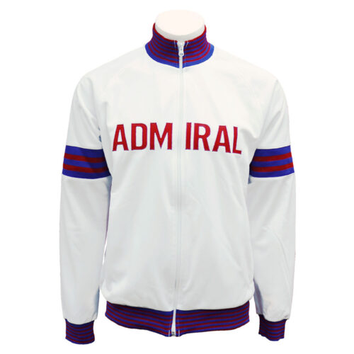 England 1976 Retro Football Track Top