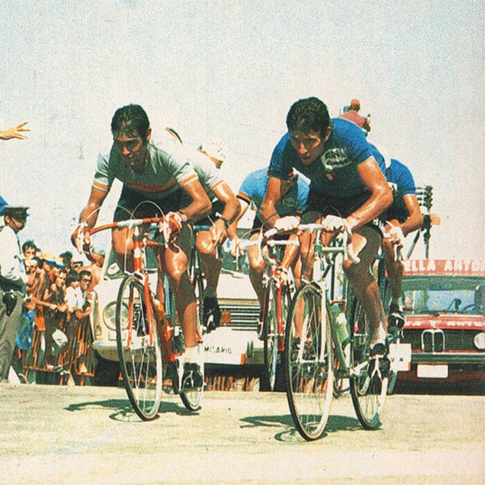 Spagna 1973 Maglia Storica Ciclismo